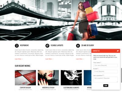Wordpress theme installation (demo & plug-in set-up, customisation)