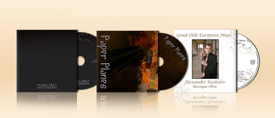 Design a card wallet / cd sleeve for you