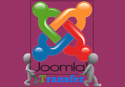Transfer Joomla website form one host to other