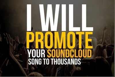 deliver 3,000+ Genuine Plays to your soundcloud tracks