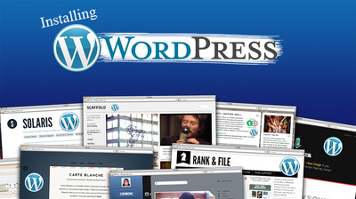 Install Wordpress on your website host
