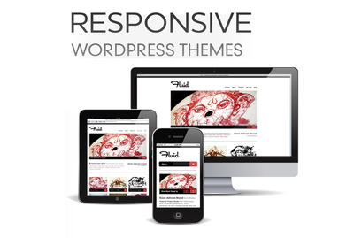 Install Wordpress website with attractive theme