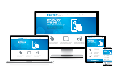 Redesign your old website to modern, mobile responsive and retina ready in wordpress