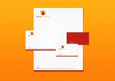 Design a professional letterhead
