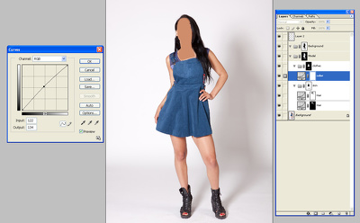 Do multiole image masking for 10 images