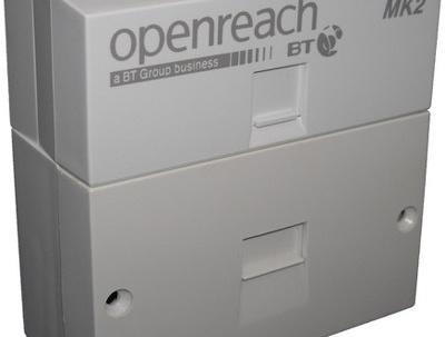 Fault find BT wiring problems