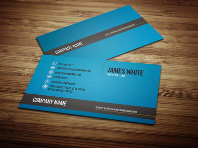 Design your Business card