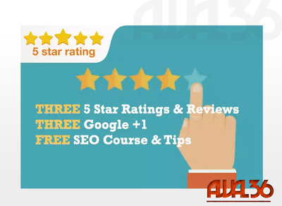 Give 5 genuine reviews and 5 star rating on your androids apps