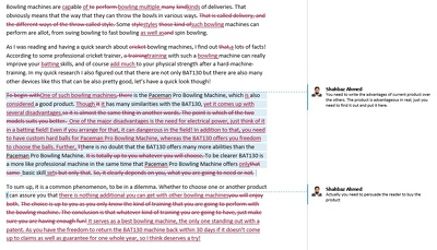 Rewrite/proofread 500 w scientific, technical or medical article