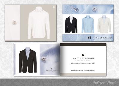 Design a A5 4 page brochure