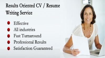 write an effective and winning CV /Resume,can also create your personal about me page