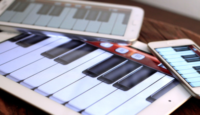 Create you an amazing HD piano Android app