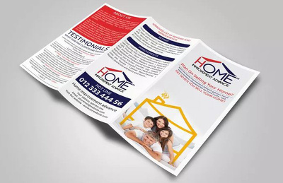 Design creative A4/A5/Trifold Flyer with unlimited revisions