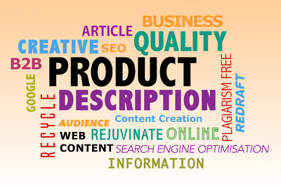 Write 5x 50 word SEO optimised product descriptions
