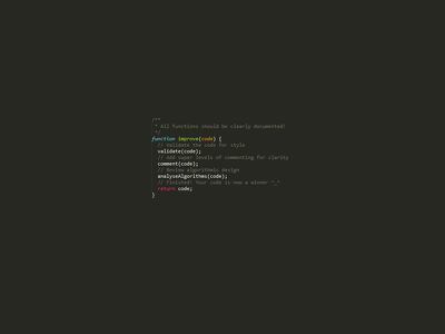 Help you improve your Javascript code up to 500 lines