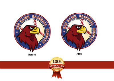 Convert Your Raster logo image  to Vector logo. With 100 satisfaction guarantee