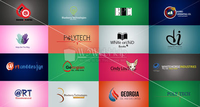 Design an professional logo - unlimited concepts and revisions