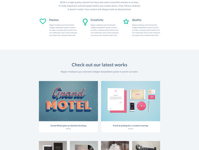 Design PSD to HTML responsive web layout with html5, css3, jQuery and Bootstrap