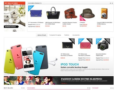 Design your Magento Ecommerce Website
