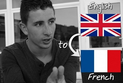 Translate 1500 words English to french  or french into English