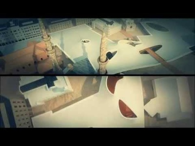 Create an architectural fly-through animation