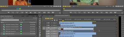 Professional video edit