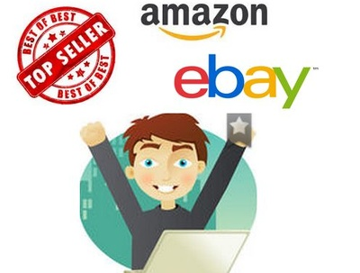 Setup your online webstore in Amazon or eBay