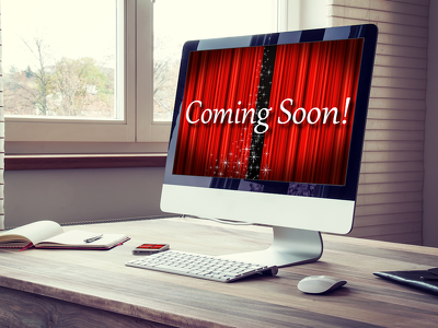 "Create a responsive, eye catching, HTML ""Coming Soon""/""Under Construction"" page"