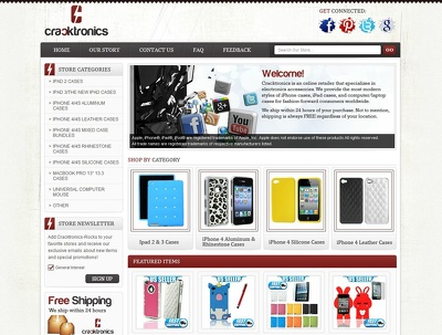 Design advance responsive eBay store & listing template