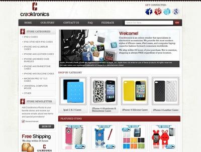 Design advance responsive eBay store & listing template