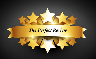 Write and post a fantastic 5 star product review