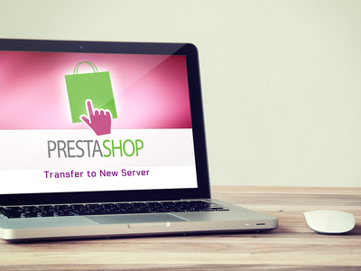 Move your Prestashop eshop to a new server/host/domain