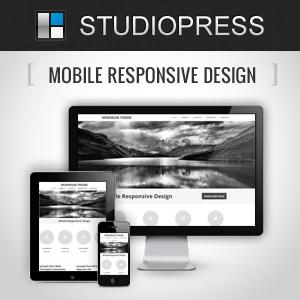 Upgrade your WordPress website to mobile responsive premium 'Google preferred' theme