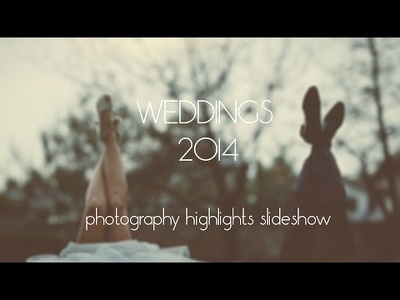 Photograph your wedding