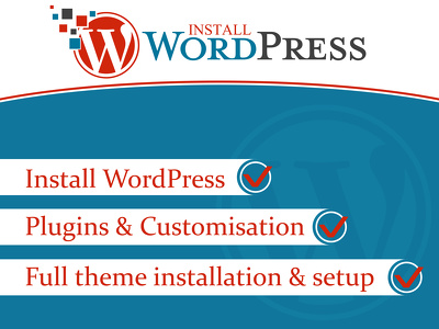 Install your wordpress theme and customize it to look like the Demo page