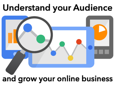 Analyse your website audience, their behaviour and site performance