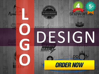 Design a bespoke logo with unlimited concepts and revisions