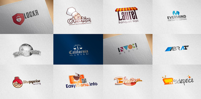 Design unique creative logo