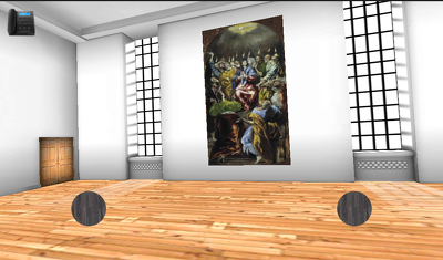 Create a VR App to Show/Sell your Paintings/Photos (Ideal for Art Collectors/Artist)