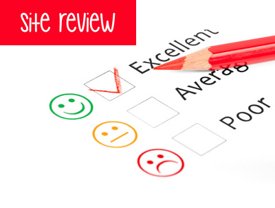 Test your site and send a full review
