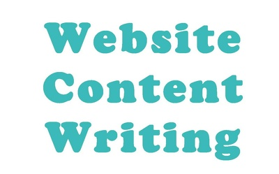 Create website content/text for 1 page