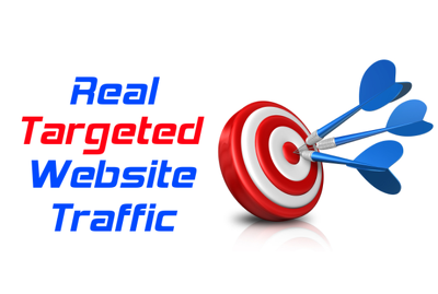 Send 5,000 Visitors Targeted Traffic to Your Website