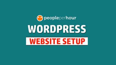 Create full responsive SEO optimized wordpress website