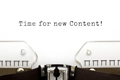 Create stunning content for your website