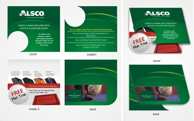 Design attractive and effective leaflets and flyers
