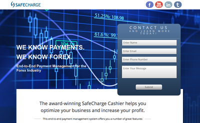 Make website for Forex Trader