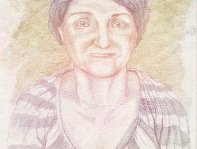 Illustrate customised portrait from Photograph