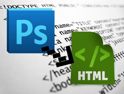 Convert your psd file to html5/css3