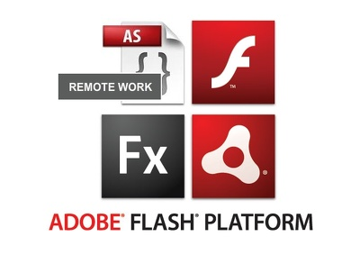 Do your actionscript (AS3 or AS2) or flash development work remotely