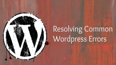 Fix WordPress issues, WordPress errors,  or css